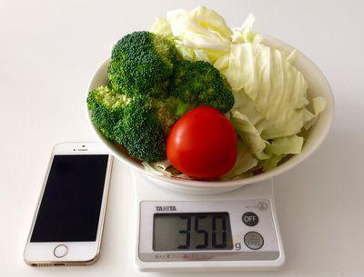 ダイエットに必要な野菜
