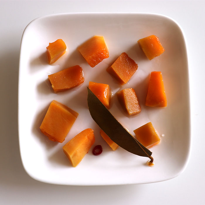 ダイエットや美容にも ごぼうのピクルス